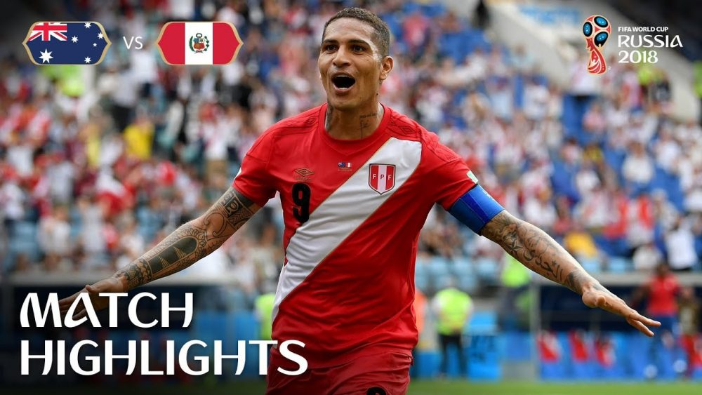 Photo of FIFA World Cup Russia 2018 Match 38 Highlights