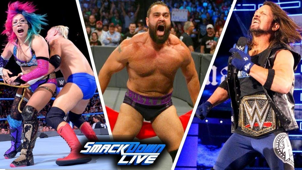 Photo of WWE Smackdown 3 July 2018 Highlights HD