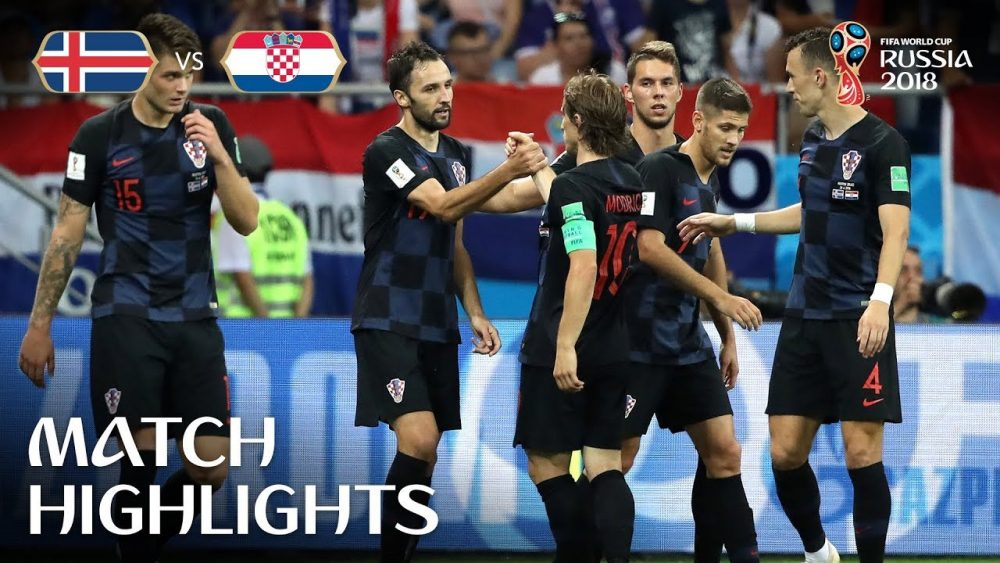 Photo of FIFA World Cup Russia 2018 Match 40 Highlights