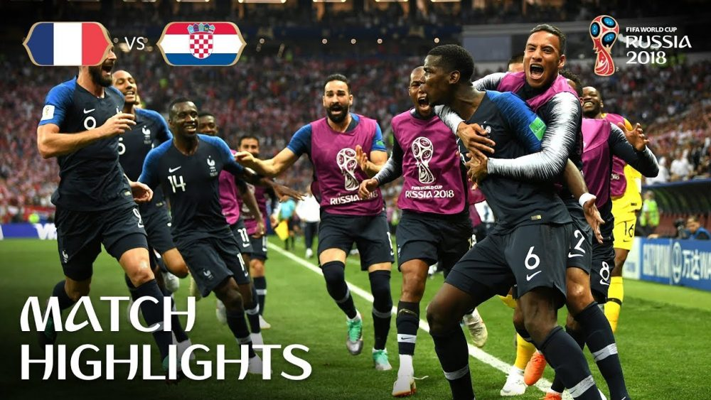 Photo of FIFA World Cup 2018 Final Match Highlights