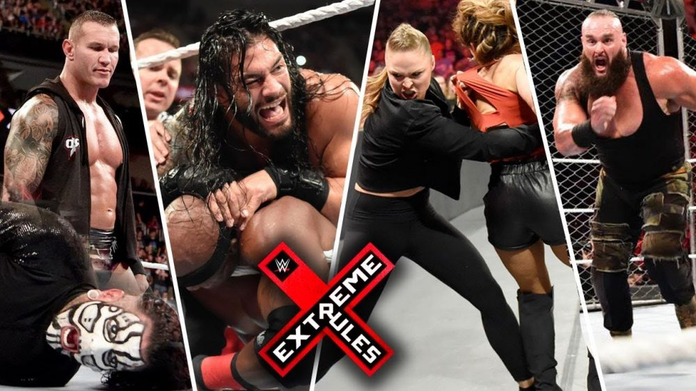 Photo of WWE Extreme Rules 2018 Highlights HD WWE Extreme Rules 7/15/2018 Highlights HD