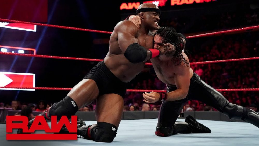 Photo of Lashley, Rollins and Elias collide for massive SummerSlam opportunity: Raw, July 16, 2018