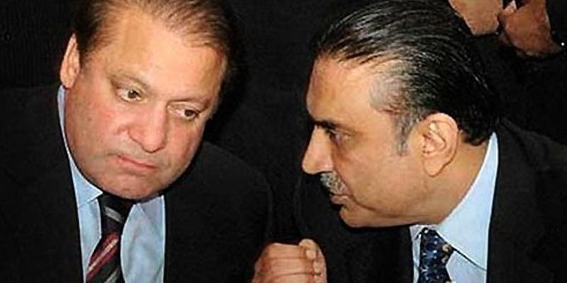 Photo of عمران خان کا راستہ روکنے کیلئے (ن)لیگ اور پیپلزپارٹی میں قربتیں بڑھنے لگیں