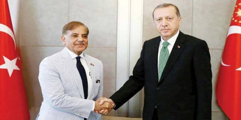 Photo of ترک صدر طیب اردگا ن کا شہباز شریف سے رابطہ۔۔۔ نواز شریف کی گرفتاری پر ایسی بات کہہ دی کہ عمران خان سمیت دیگر رہنما بھی ورطہ حیرت میں مبتلا ہو جائیں گے