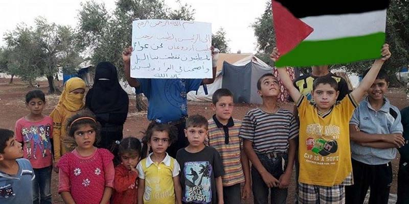 Photo of قانونی تلوار سے فلسطینی پناہ گزینوں کے حق واپسی کو ختم کرنے کی امریکی سازش