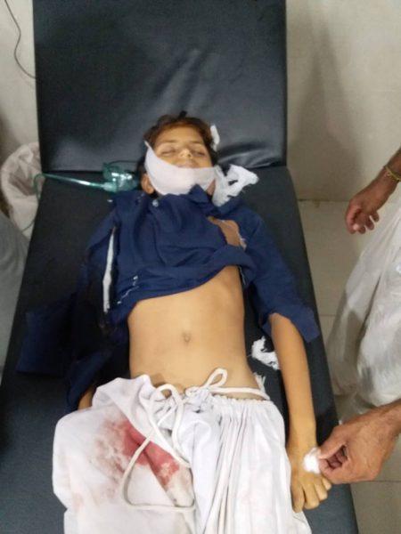 Photo of دائرہ دین پناہ رانا جہانزیب کے اےسی ٹائم نے ایک معصوم پھول کچل دیا