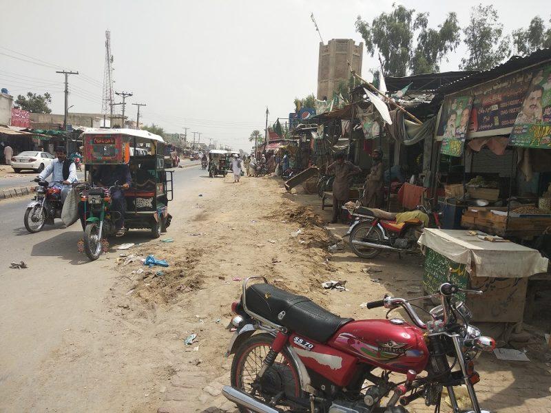 Photo of دائرہ دین پناہ میں ناجائز تجاوزات کے خلاف آپریشن