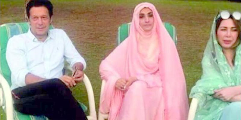 Photo of عمران خان تو وزیر اعظم بن جائینگے،جانتے ہیں ان کی اہلیہ بشریٰ بی بی کو کونسا عہدہ ملنے کا امکان ہے؟حیران کن انکشاف