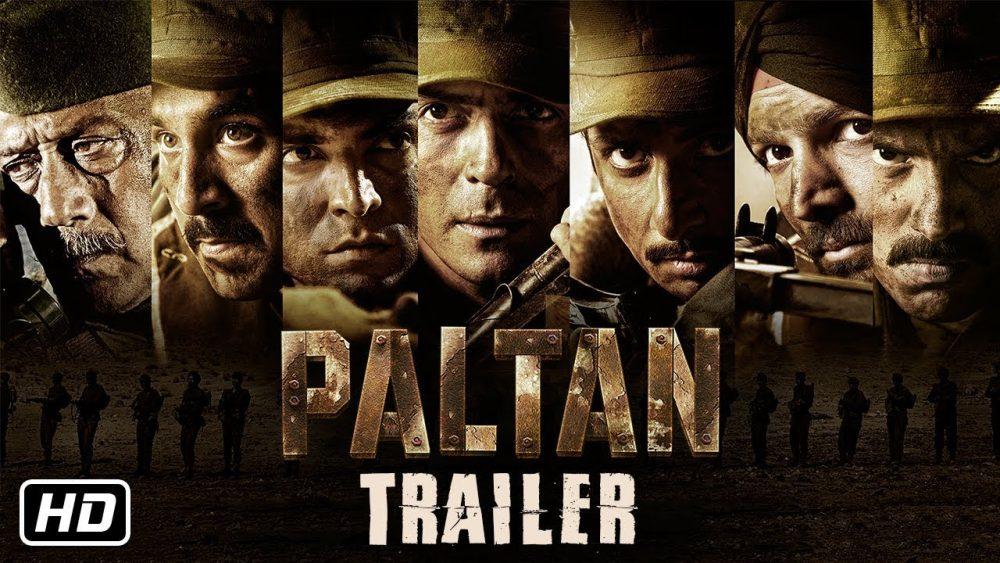 Photo of Paltan – Official Trailer | Jackie Shroff, Arjun Rampal, Sonu Sood | J P Dutta Film | 7 Sep