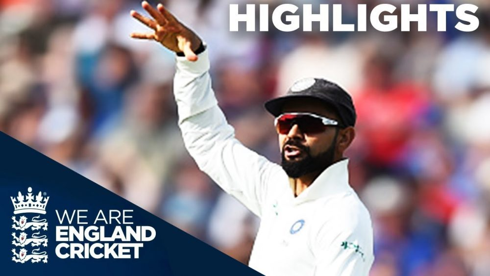 Photo of England v India 1st Test Day 1 2018 – Highlights