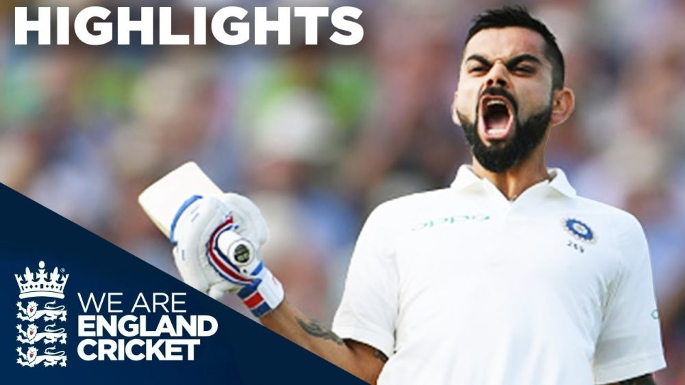 Photo of England v India 1st Test Day 2 2018 – Highlights