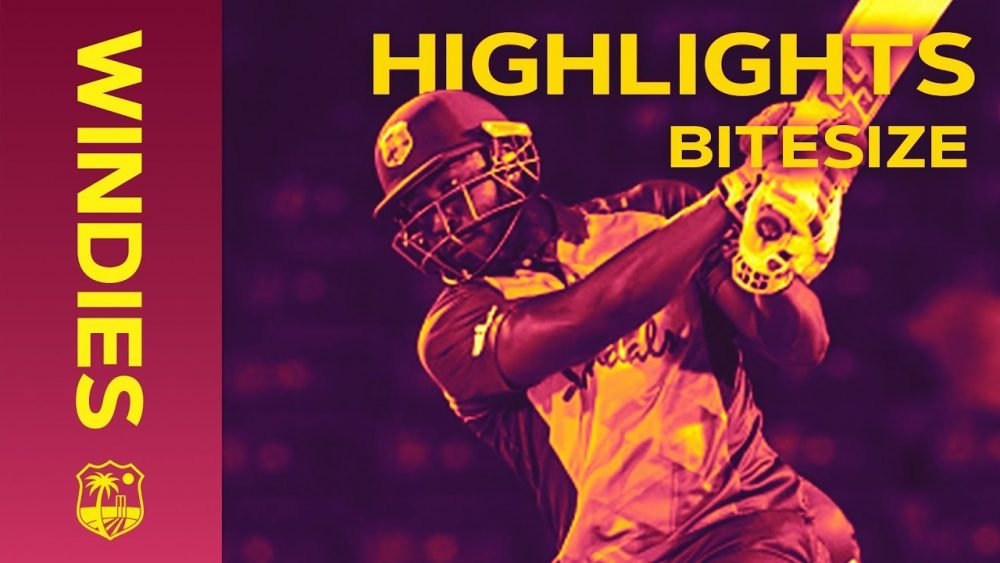 Photo of Windies v Bangladesh 1st IT20 2018 | Bitesize Highlights
