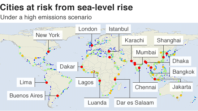 Photo of اقوام متحدہ: موسمیاتی تبدیلی سے زمین انتہائی خطرے میں