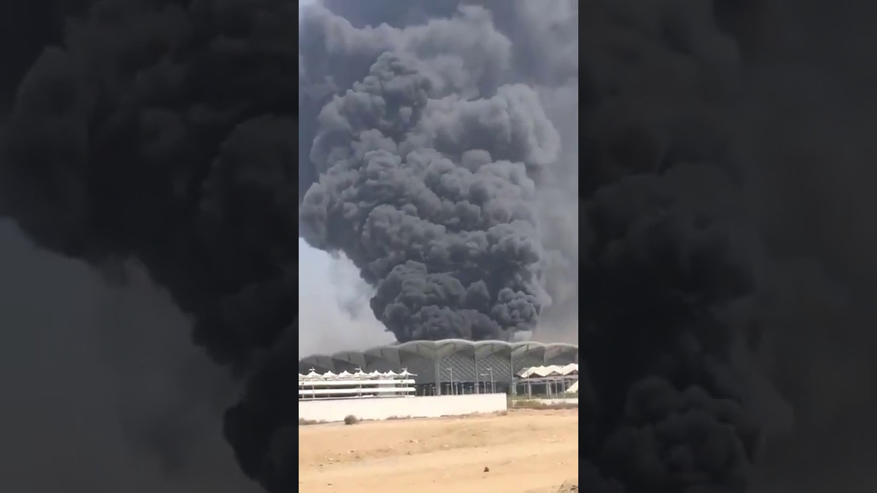 Photo of جدہ:  سعودی عرب میں حرمین ہائی اسپیڈ ریل اسٹیشن پر اچانک خوفناک آگ بھڑک اُٹھی جس کے نتیجے میں 9 افراد زخمی ہوگئے