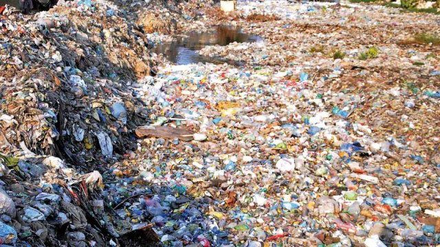 Photo of کراچی میں پلاسٹک بیگز پر پابندی