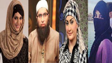 Photo of پاکستان میں کن شخصیات نے دین کے لیے شوبز کو خیرباد کہہ دیا۔