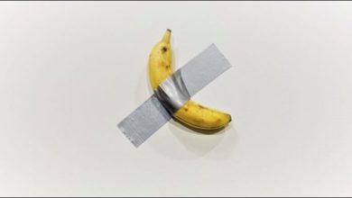 Photo of دیوار پر ٹیپ سے چپکا کیلا 1 کروڑ سے زائد قیمت پر فروخت