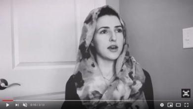 Photo of اسلام قبول کرنے والی امریکی گلوکارہ کی تلاوتِ قرآن پاک کی ویڈیو مقبول