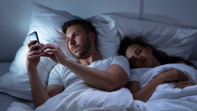 Photo of جنسی زندگی پر سمارٹ فون کے خطرناک نتائج