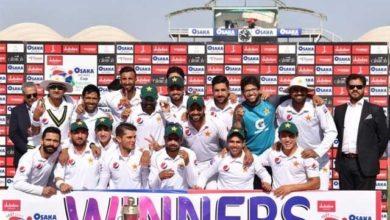 Photo of پاکستان نے سری لنکا کو شکست دے دی