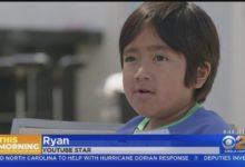 Photo of آٹھ سالہ بچے نے یو ٹیوب چینل سے اربوں روپے کما لیے