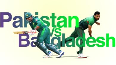 Photo of پاکستان کیخلاف ٹی ٹوئنٹی سیریز کیلئے بنگلہ دیشی ٹیم کا اعلان