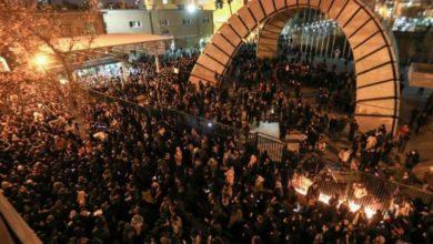 Photo of تہران میں مظاہرے، خامنہ ای سے استعفے کا مطالبہ