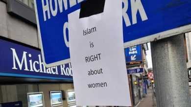 Photo of اسلام خواتین کے بارے میں ٹھیک ہے, امریکہ میں تہلکہ مچ گیا