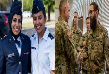 Photo of امریکی فوج کے مسلم اہلکاروں کو داڑھی اور حجاب کی اجازت مل گئی